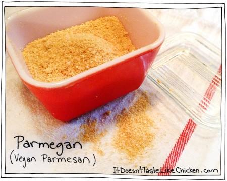 Parmegan (Vegan Parmesan)