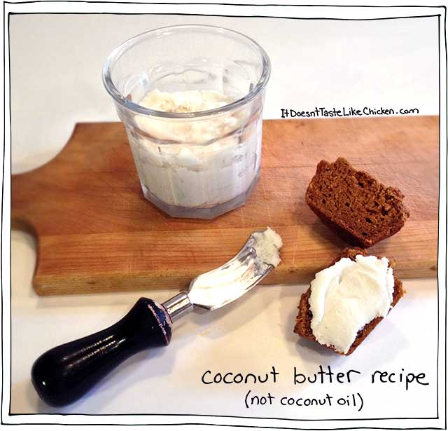 coconut-butter-recipe