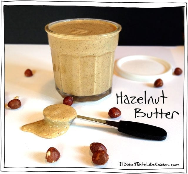 Hazelnut-Butter