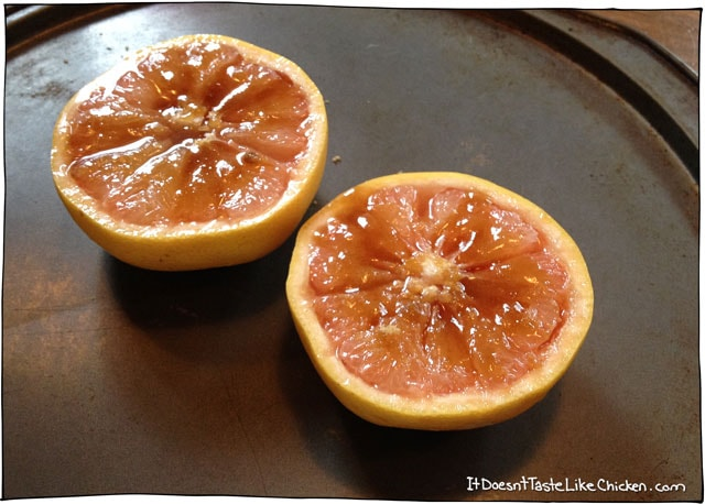 grapefruit-with-brown-sugar