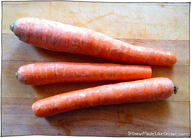 Receta zanahorias fritas al horno se pueden cocinar for Cocinar wok sin aceite