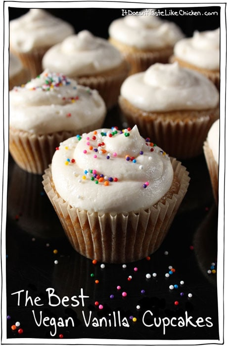 the-best-vegan-vanilla-cupcakes