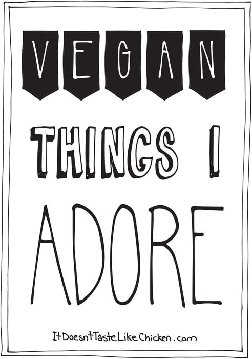 vegan-things-I-adore