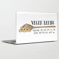 vegan-baking-because-you-can-eat-all-the-damn-batter-you-want_laptop-skin