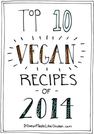 Top 10 Vegan Recipes of 2014