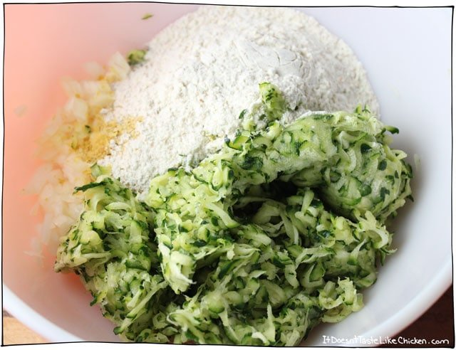 zucchini-fritter-ingredients