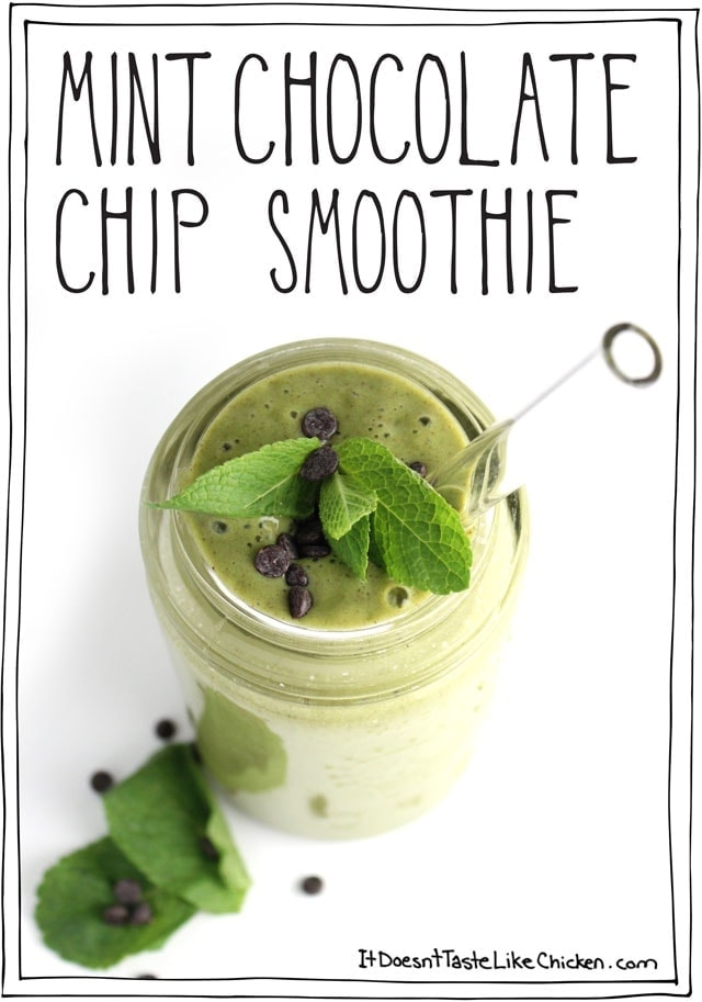 mint-chocolate-chip-smoothie