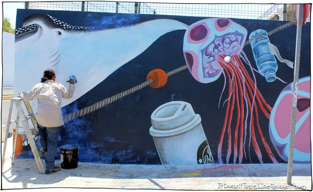 mural-painting-in-isla-mujeres