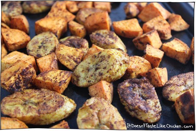 roasted-sweet-potato-and-plantains