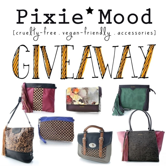The Greatest Pixie Mood Purse Giveaway and Discount Code!