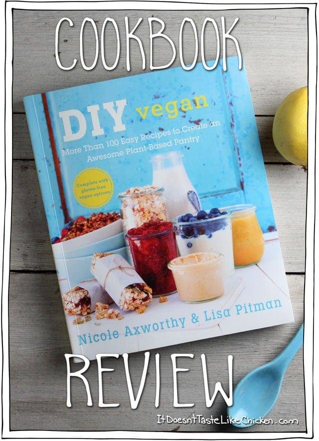 DIY-Vegan-Cookbook-review-and-recipe
