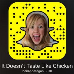 it-doesn't-taste-like-chicken-snapchat
