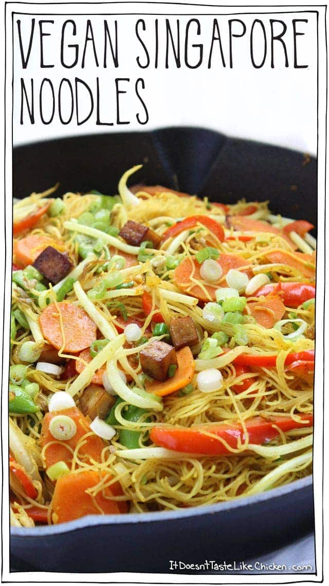 vegan-singapore-noodles