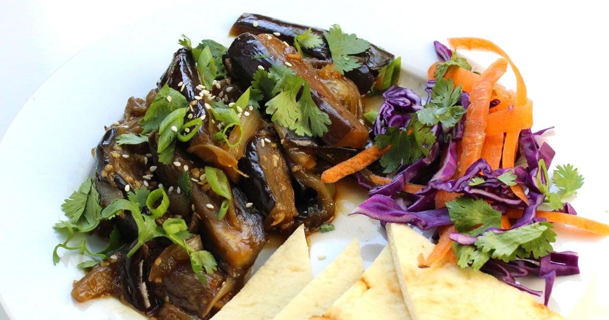 Sweet korean eggplant it doesnt taste like chicken forumfinder Gallery