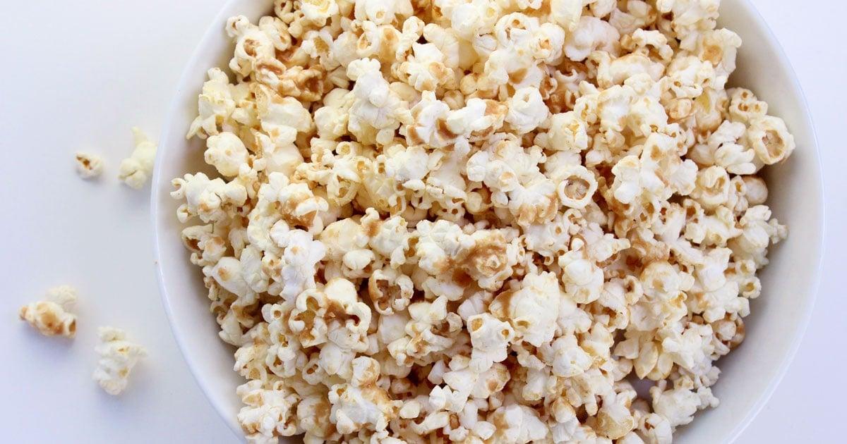 10 Minute Peanut Butter Popcorn It Doesnt Taste Like Chicken