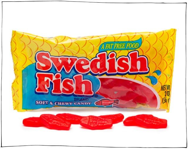 for Does swedish fish have gelatin