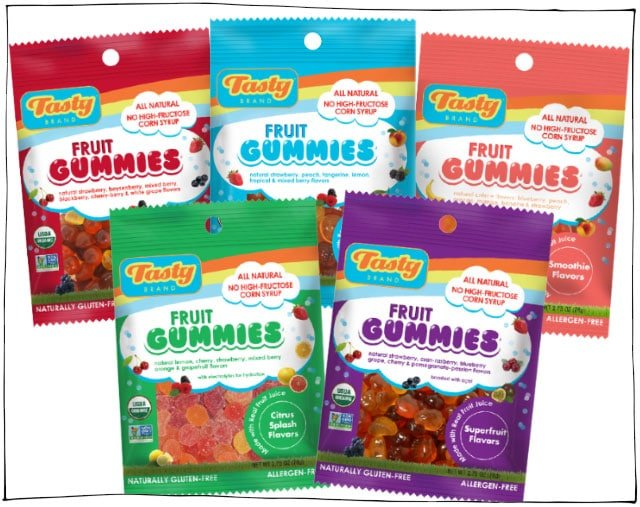 40+ Gummy Candies that are Actually Vegan! Halloween, movies, snacks and gifts. #itdoesnttastelikechicken