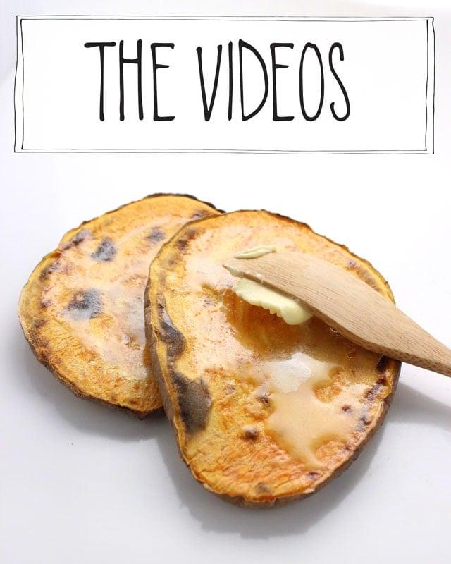 THE VIDEOS