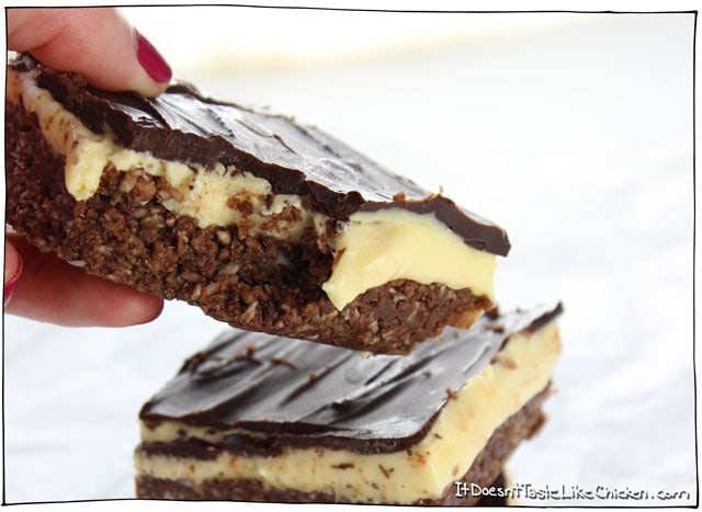 how to make nanaimo bars recipe