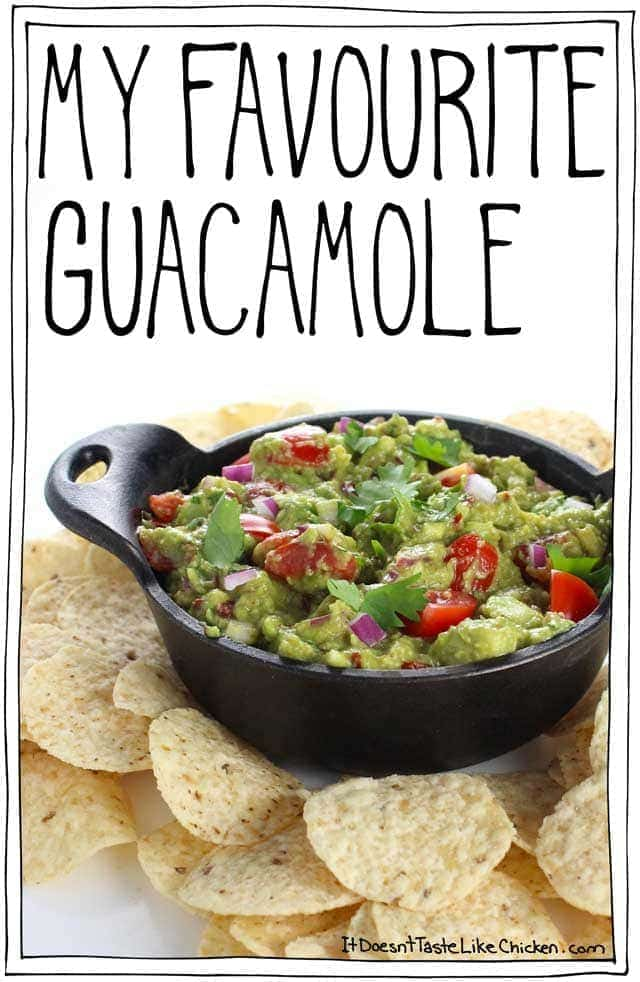 My Favourite Guacamole