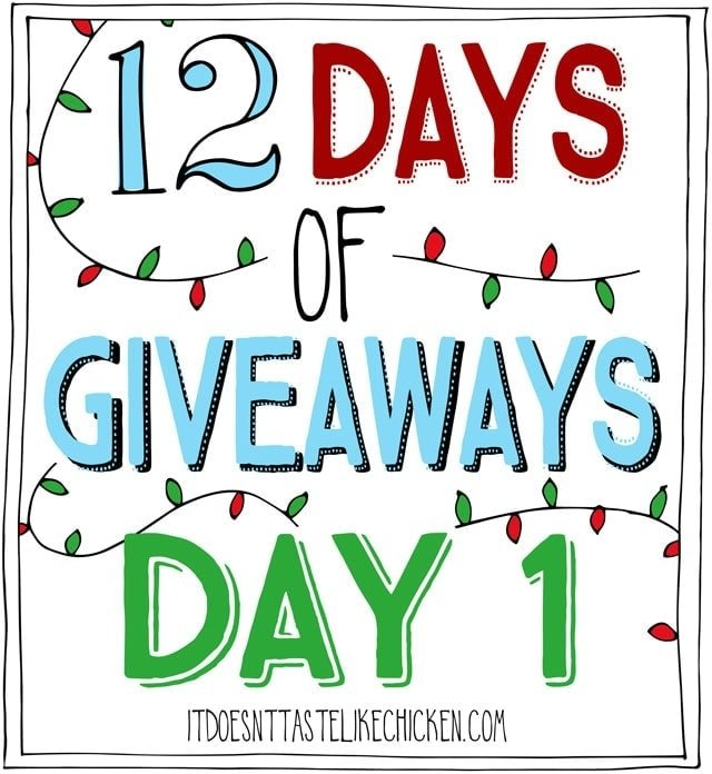 Day 6 winners of 12 days of giveaways sweepstakes