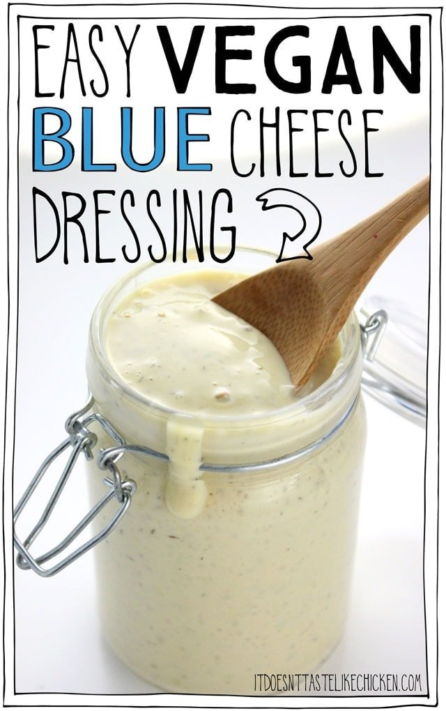 Vegan Blue Cheese Dressing