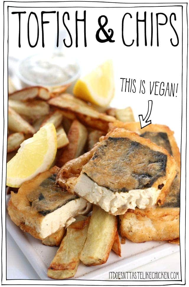 It Doesn't Taste Like Chicken • Fuss-Free Vegan Recipes