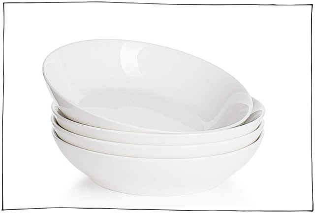 large bowls are a must for making buddha bowls, large salads, and burrito bowls.