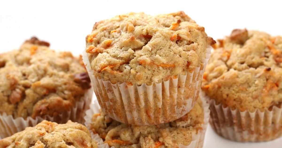Easy Vegan Carrot Muffins It Doesn T Taste Like Chicken
